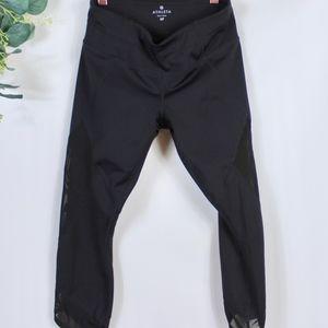 Athleta Mesh Cropped  Pants